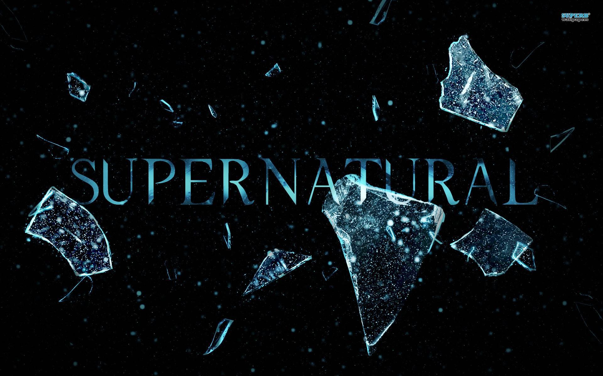 Logo   Supernatural Picture 1920x1200