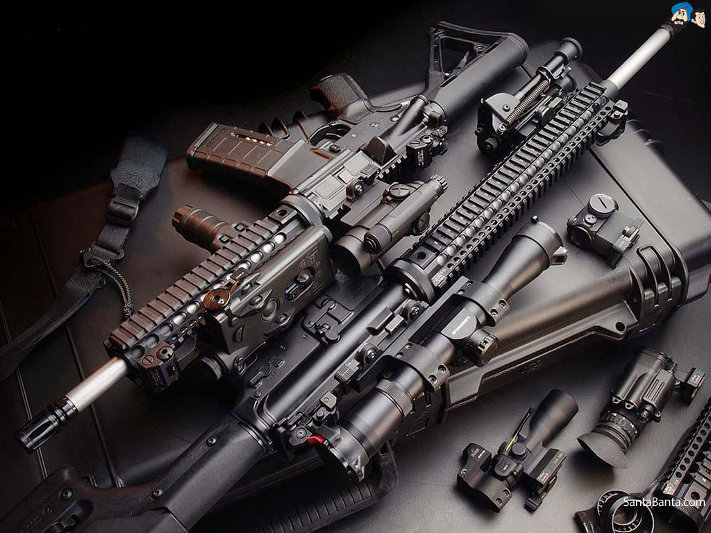 Download Guns HD Wallpaper 127 1024x768