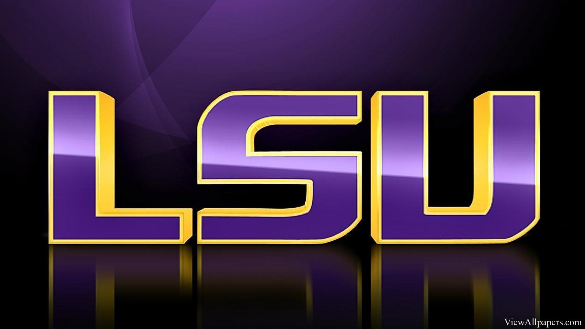 LSU Tigers Football High Resolution download LSU Tigers Football 1920x1080