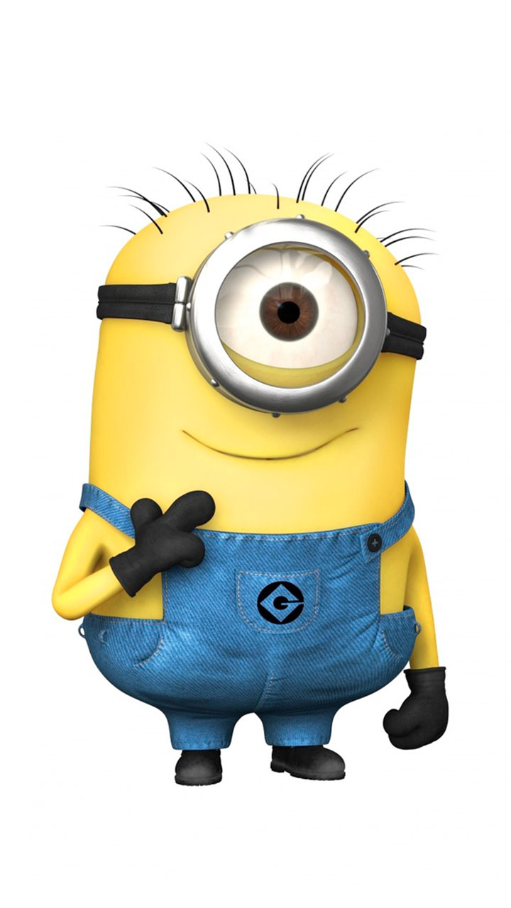 Screensavers and wallpaper minions wallpapersafari - Despicable me minion screensaver ...