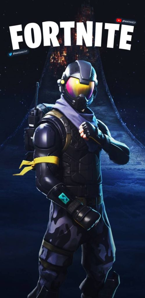 19 Fortnite Logo Wallpapers On Wallpapersafari