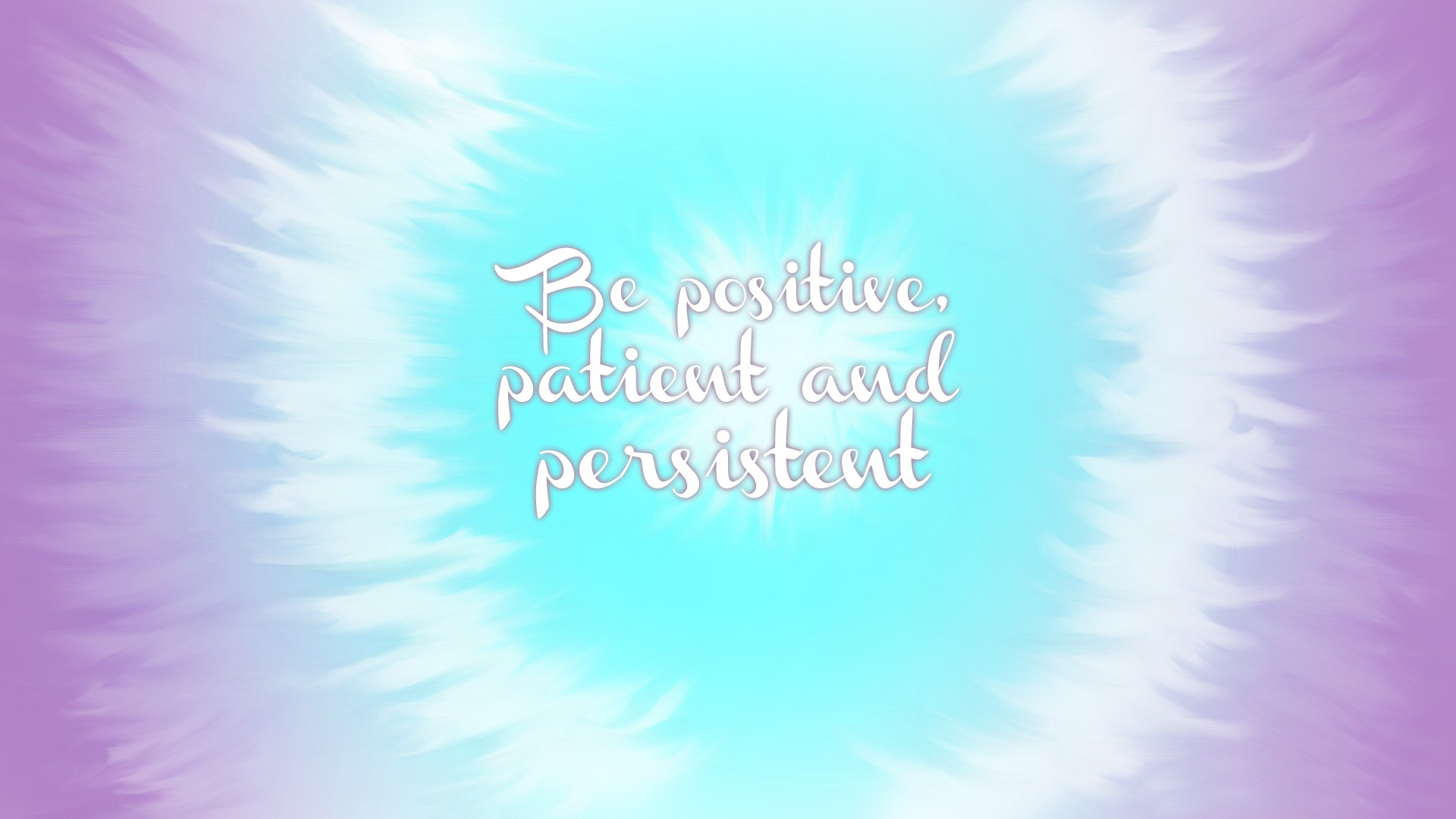 think positive wallpapers hd wallpapers 360 Quotes 1920x1080