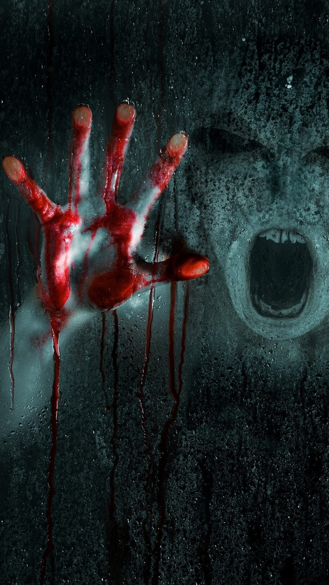 Scary Wallpaper for iPhone 56 images 1080x1920