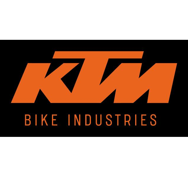Wallpaper KTM Bicycles logo 4 by lool704 637x600