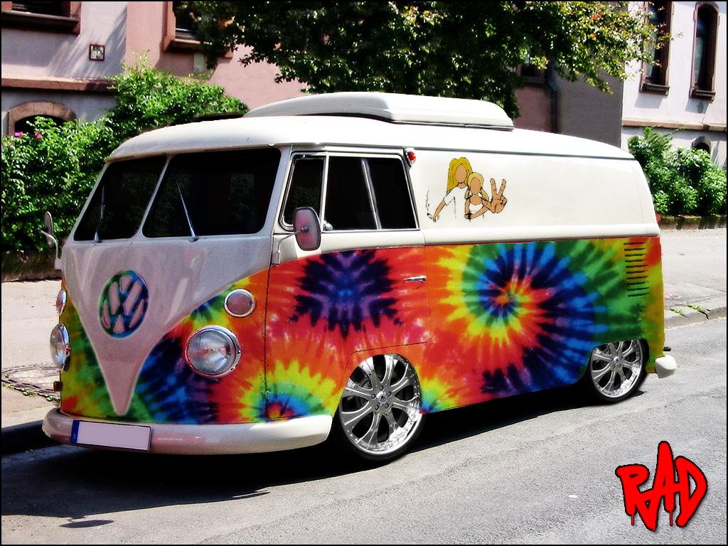 hippie van wallpaper  wallpapersafari