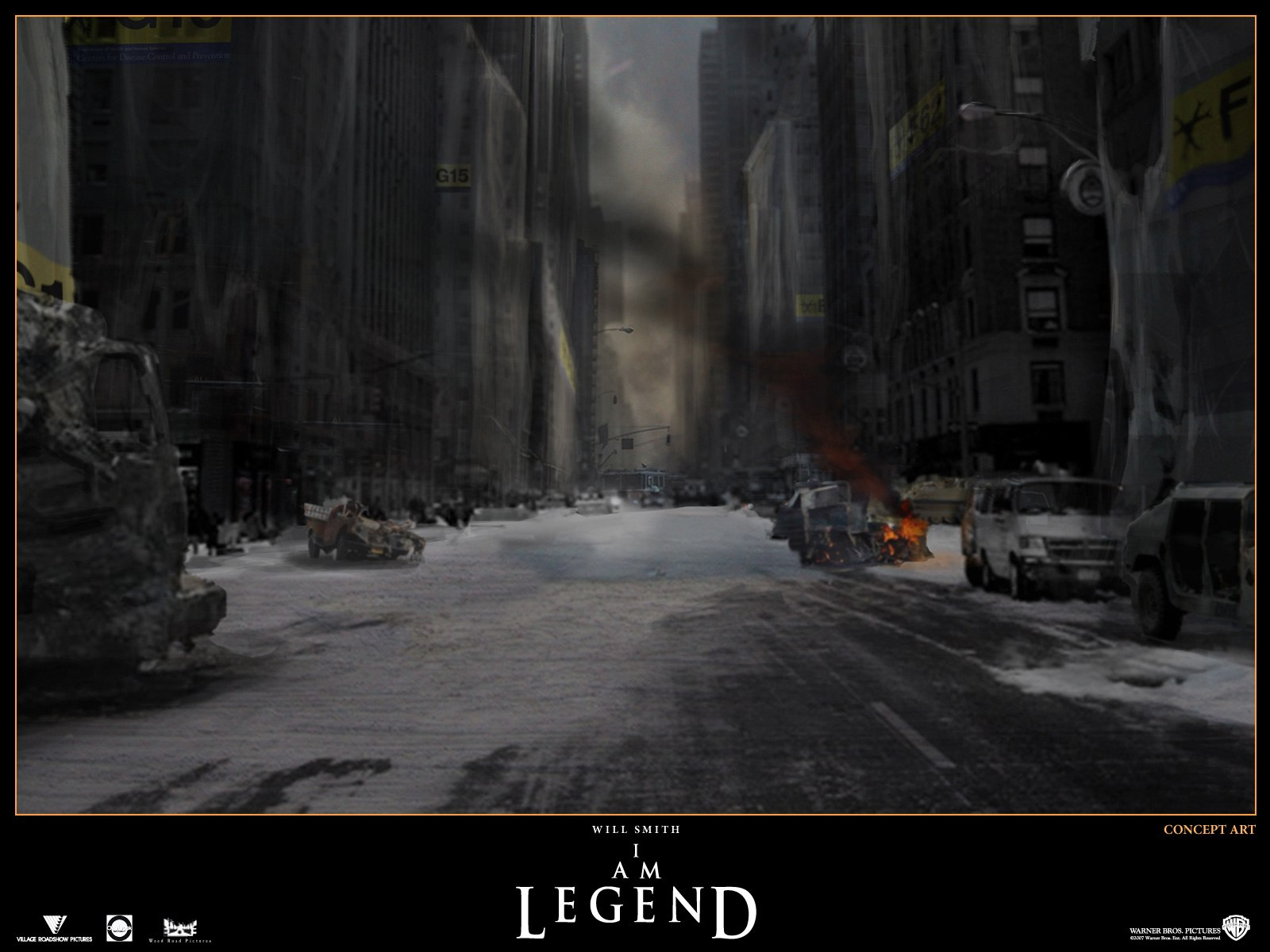 I Am Legend images Concept Art HD wallpaper and background 1600x1200