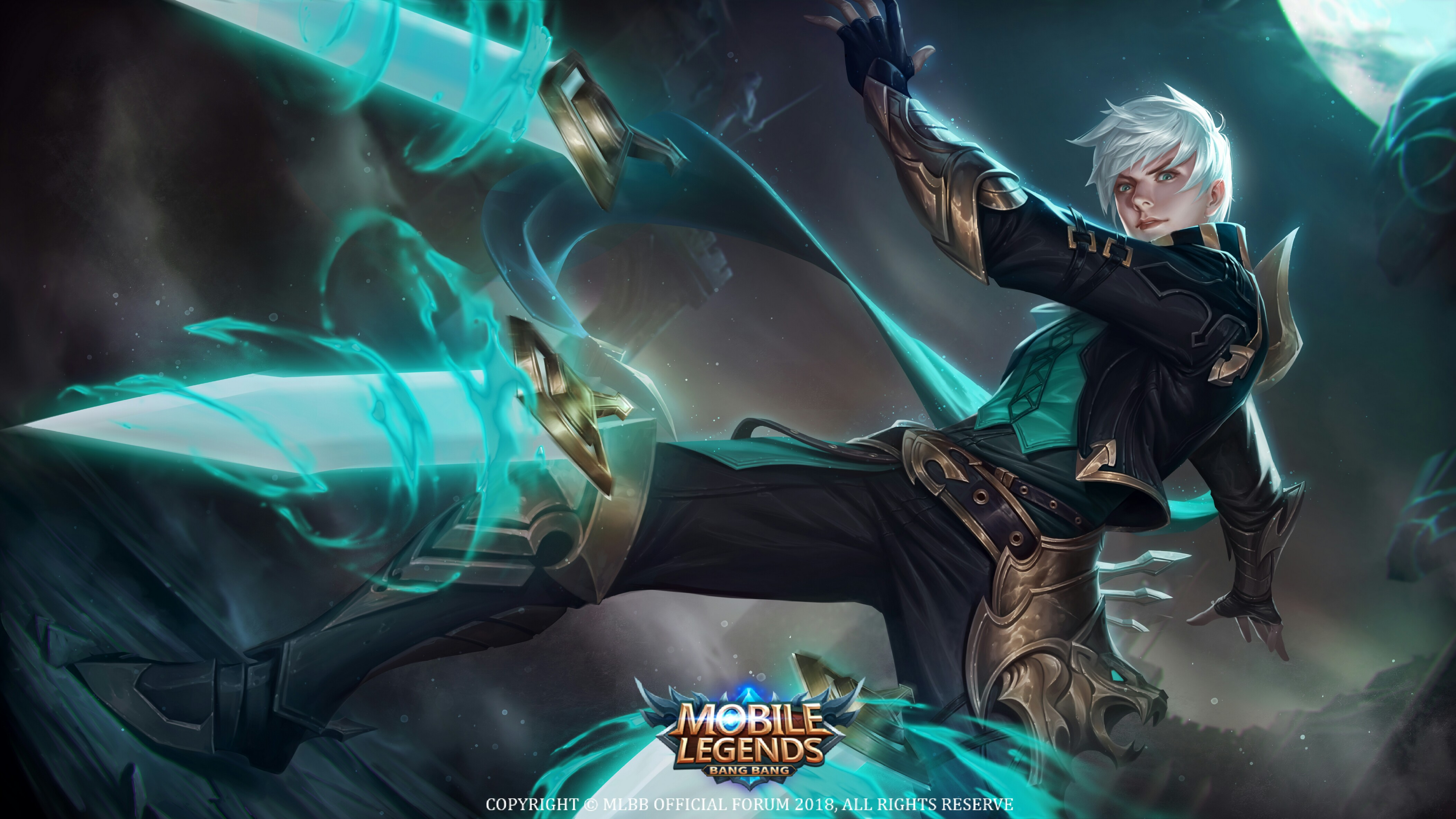 Desktop Wallpapers   Gusion Mobile Legends Hd Wallpapers 4208x2367