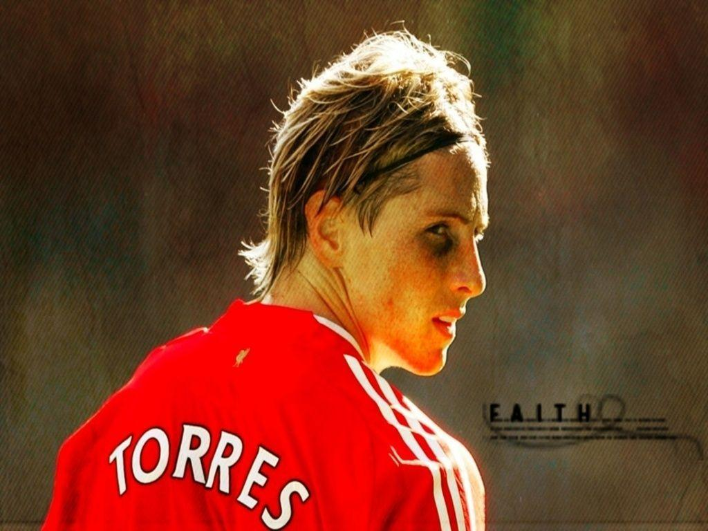 Fernando Torres Wallpapers 1024x768