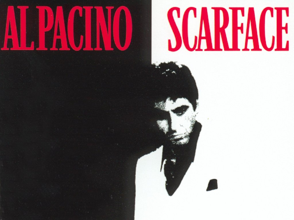 Photo Wallpapers Entertainment Movies Scarface 1024x768