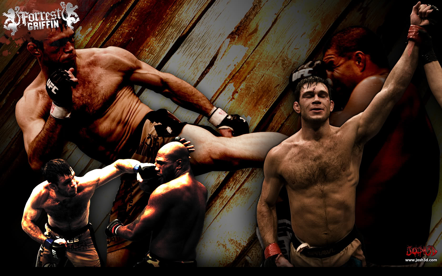 Ufc Wallpaper Widescreen 1680x1050