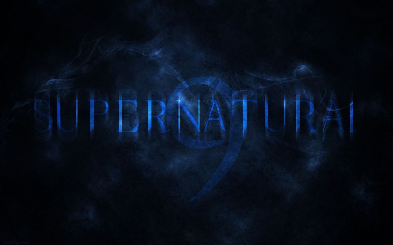 Name Supernatural Season 9 Logo Wallpaper 800x500