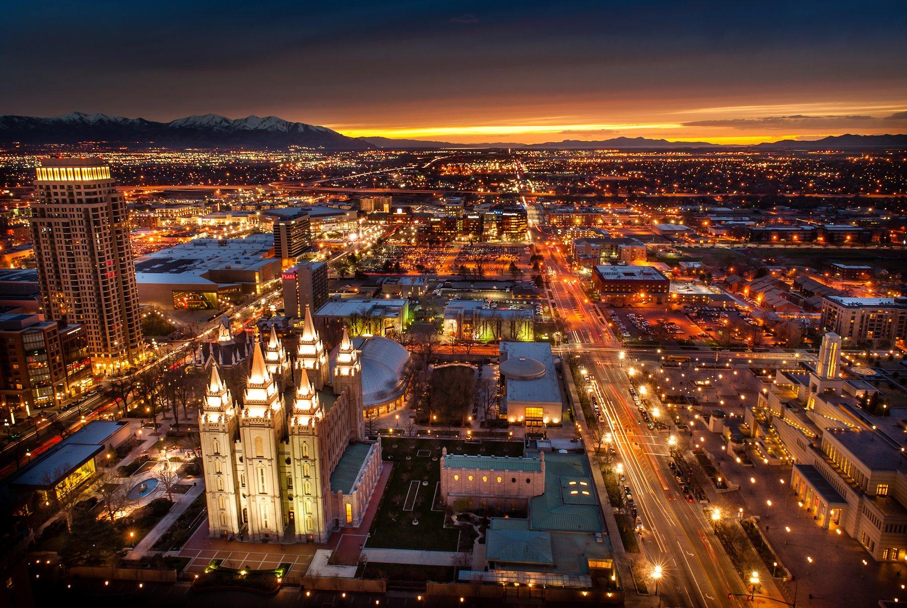 Free download Salt Lake City Wallpaper