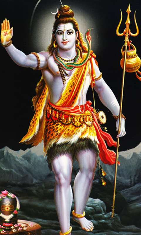 Shiva Wallpapers app download for Android 480x800