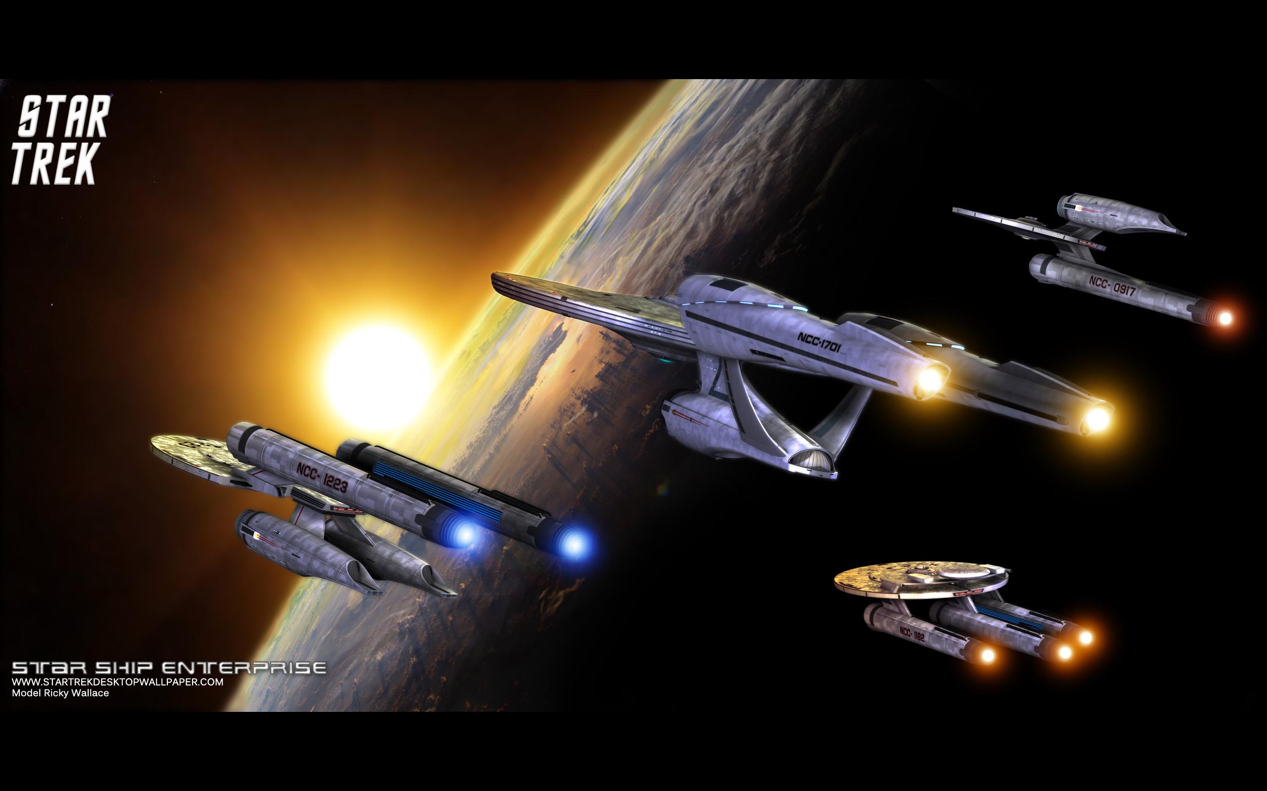 Star Trek Ship Wallpapers: Free Star Trek Wallpapers And Screensavers