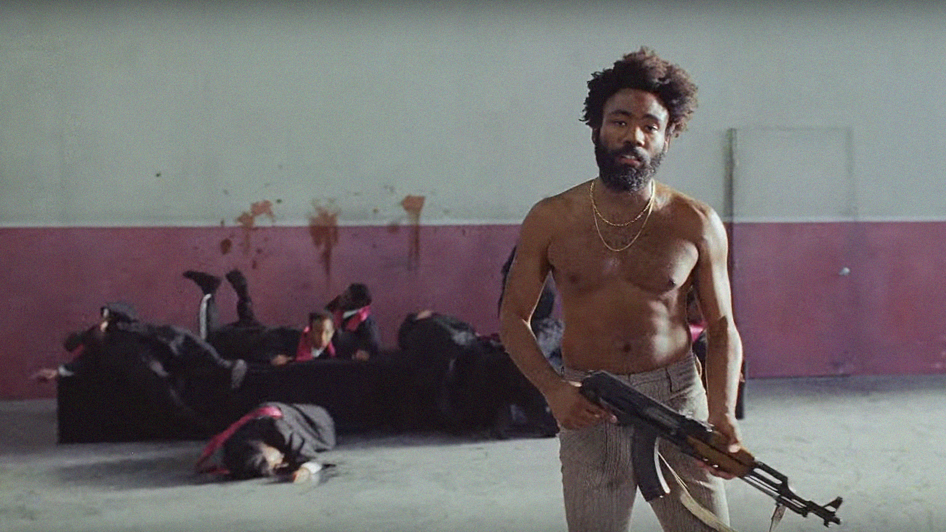 What Your Takeaway from Childish Gambinos This Is America Says 1920x1080