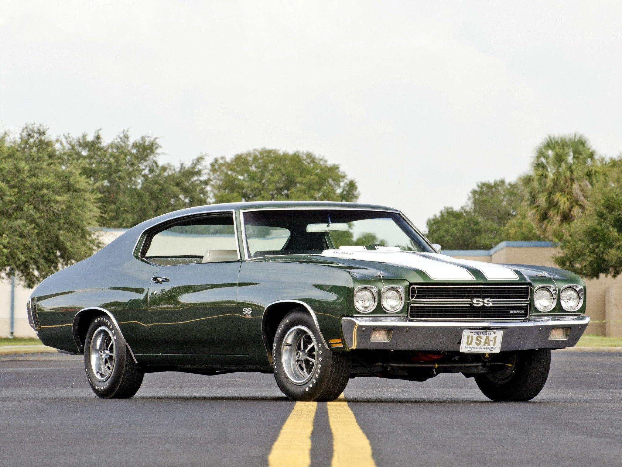 1970 Chevelle Wallpapers 2048x1536