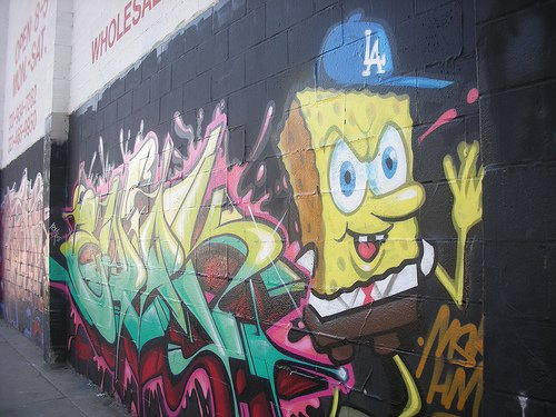 Gangster SpongeBob Wallpapers