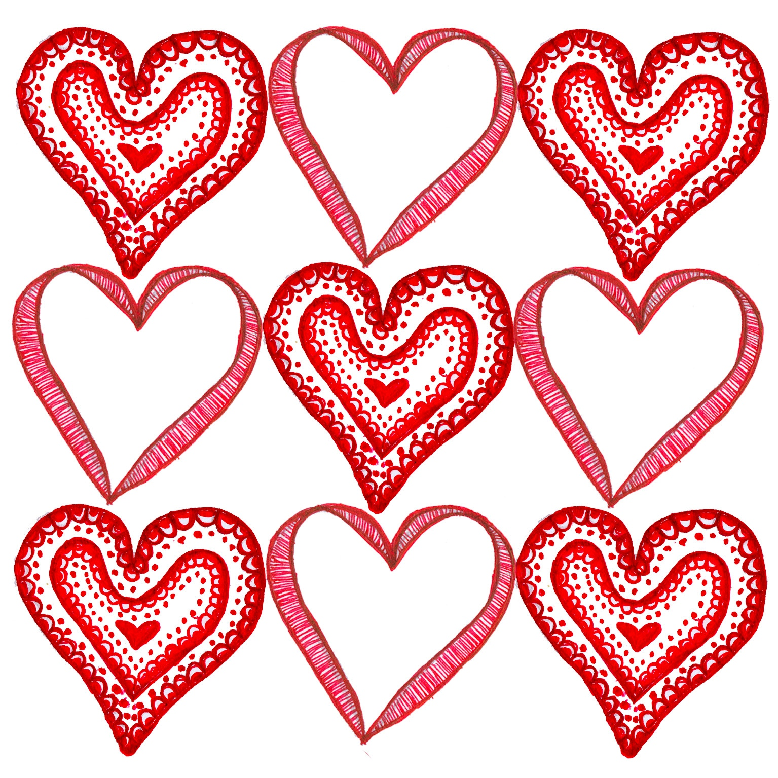 Valentines day Hearts Hd wallpapers Pictures Photos 2013 Online 1535x1535