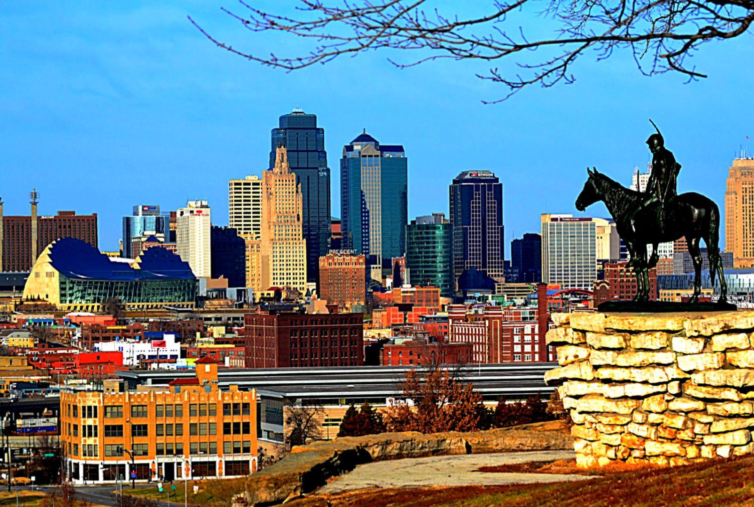 Kansas City Skyline Wallpaper 2016 Hd HD Wallpapers Gallery 1504x1012