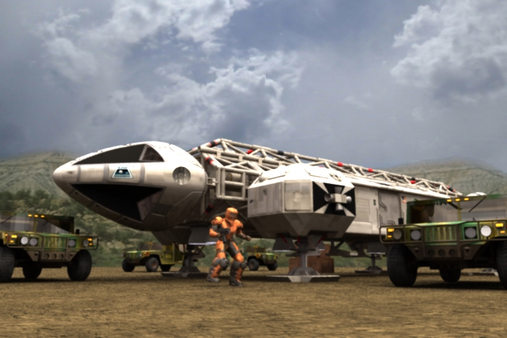Space 1999 Wallpaper Universe and All Planets Pictures 720x480