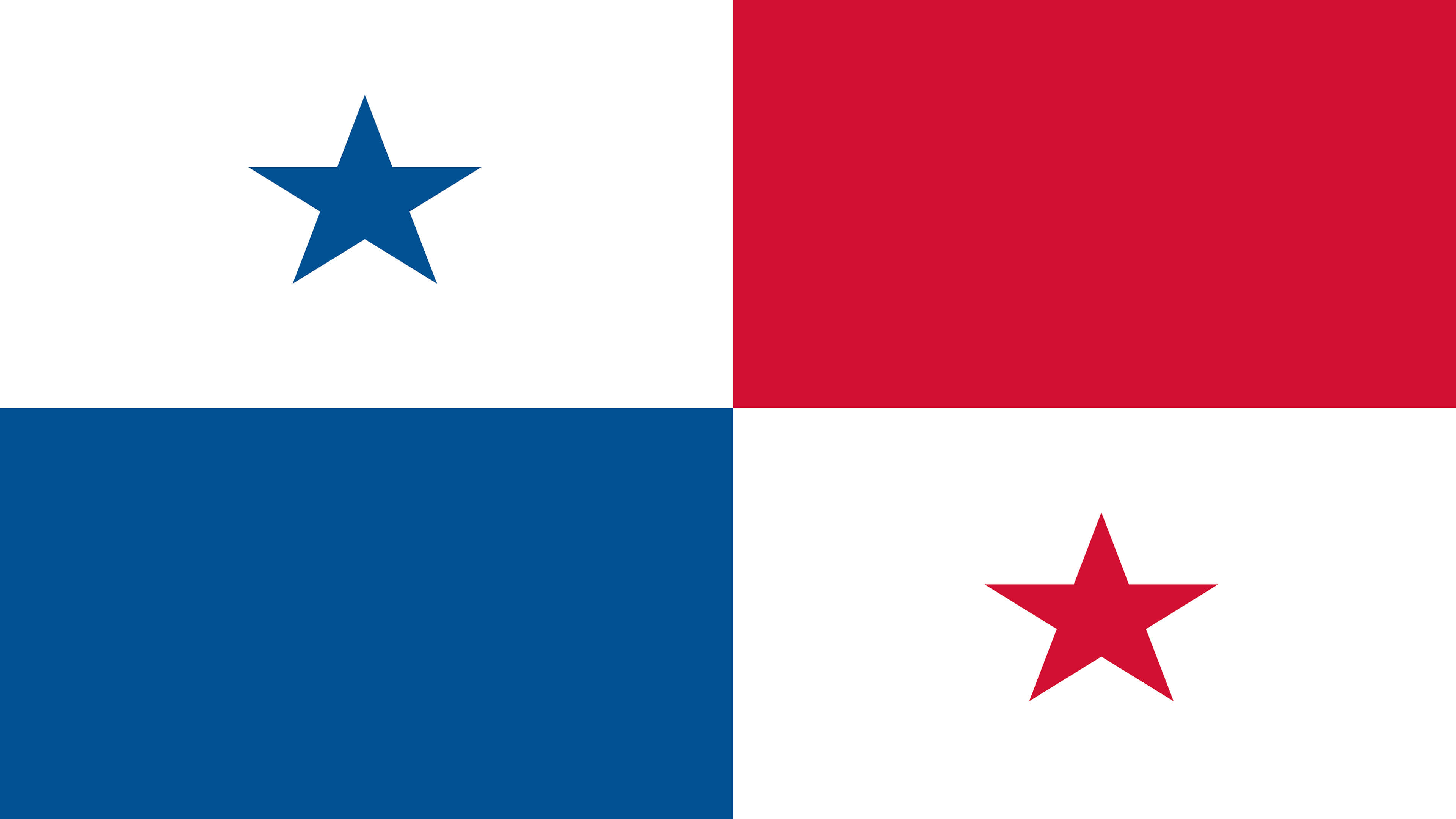 Panama Flag UHD 4K Wallpaper Pixelz 3840x2160