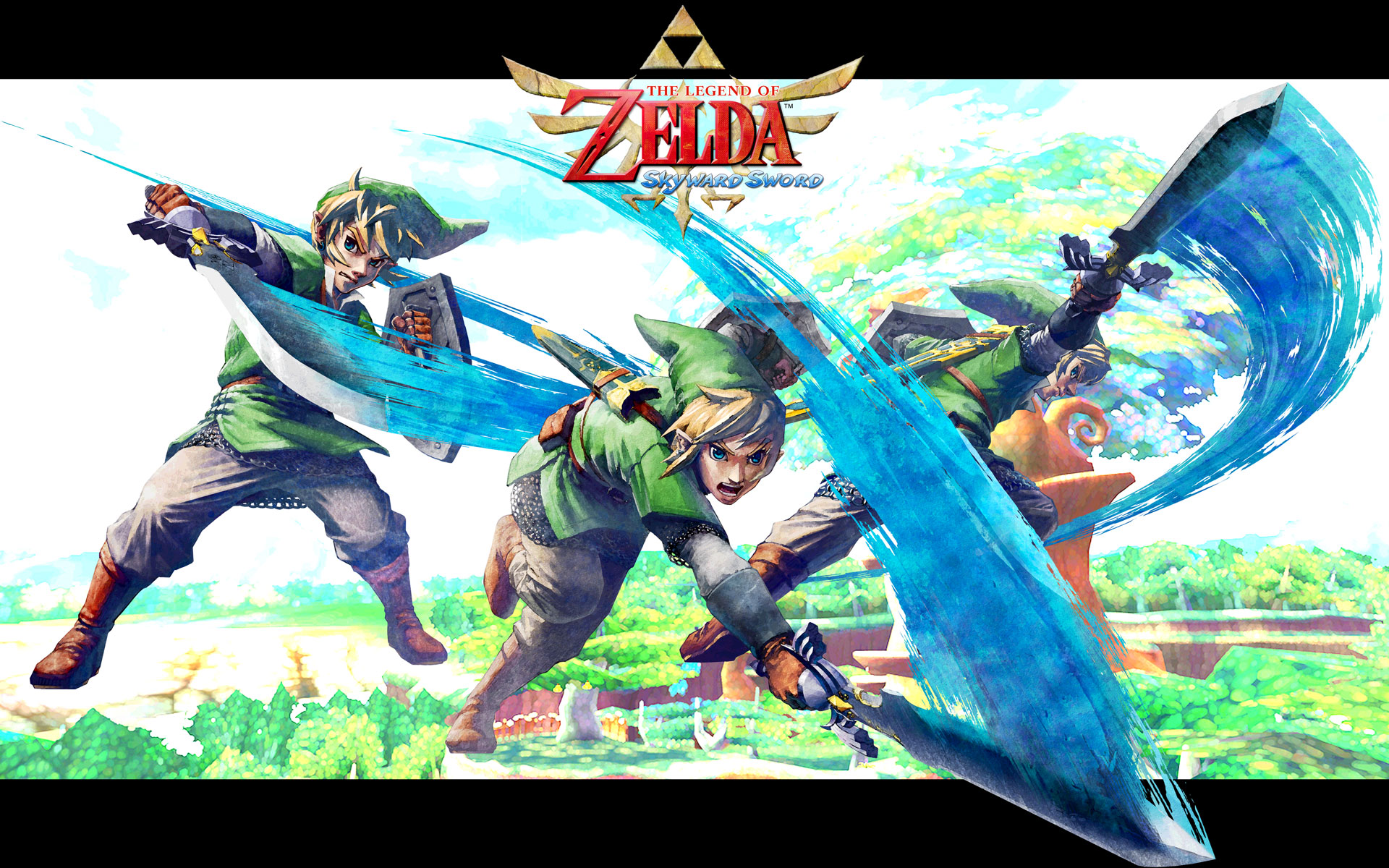 Zelda Skyward Sword Wallpapers in HD Page 4 1920x1200