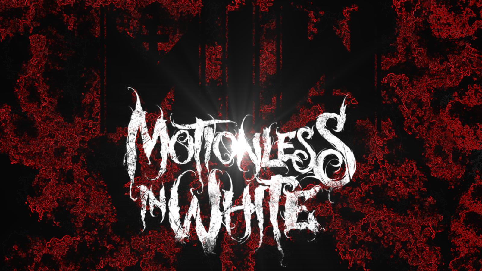 Wallpapers For Motionless In White Creatures Wallpaper 1600x900