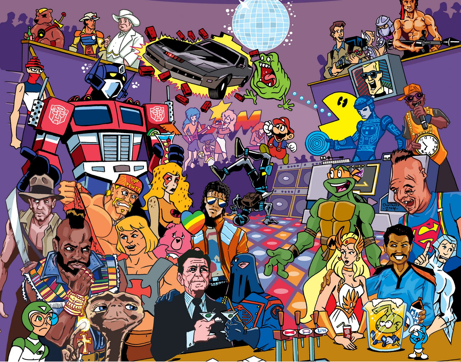 The 80s Computer Wallpapers Desktop Backgrounds 1600x1257 ID 1600x1257