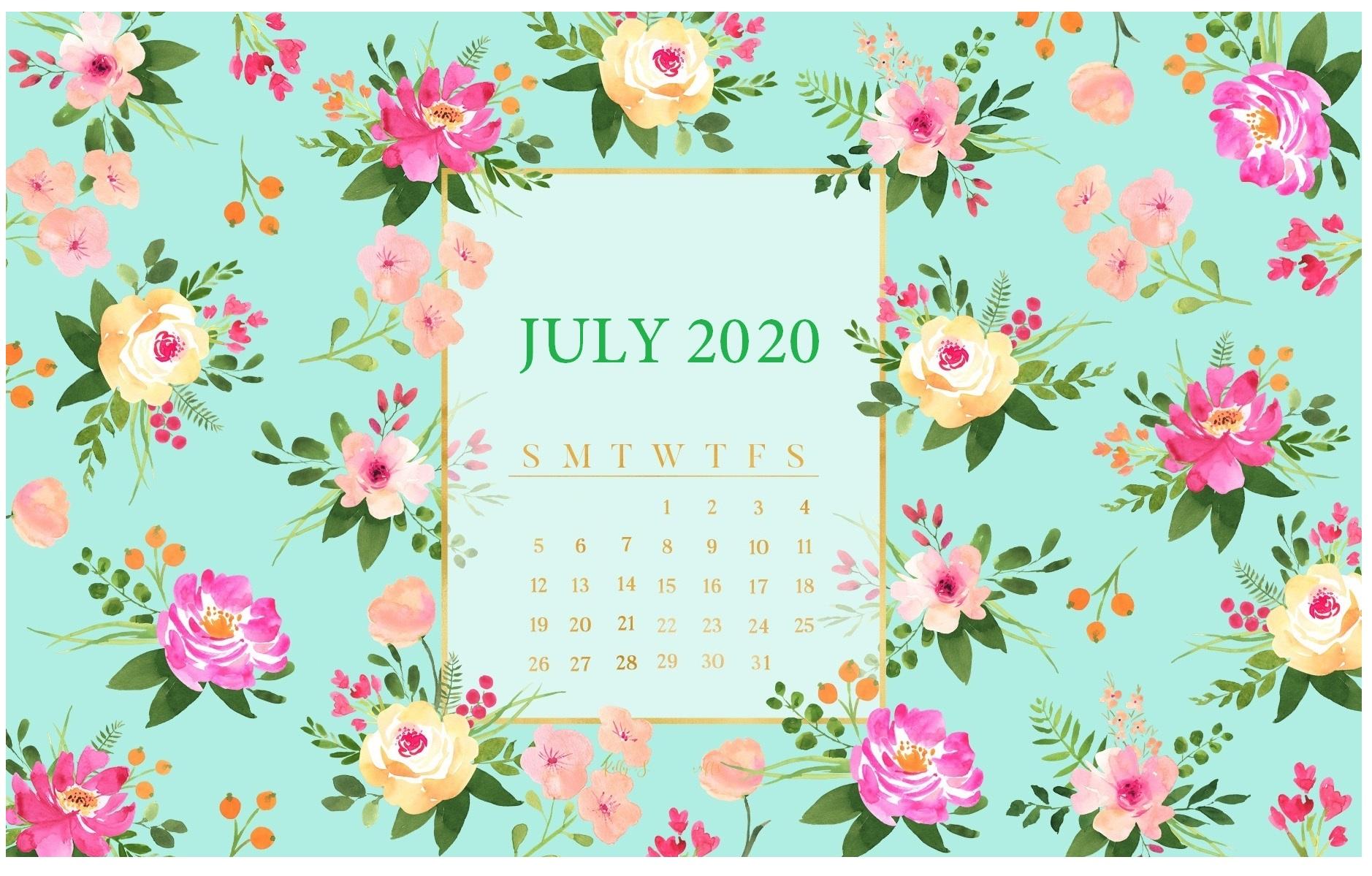 Cute 2020 Desktop Calendar Wallpaper Latest Calendar 1878x1199