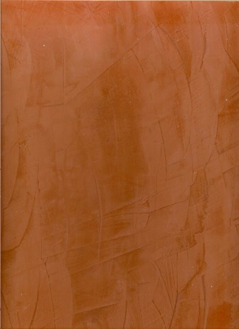 Venetian Plaster Over Wallpaper mediterranean paints stains and glazes 466x640