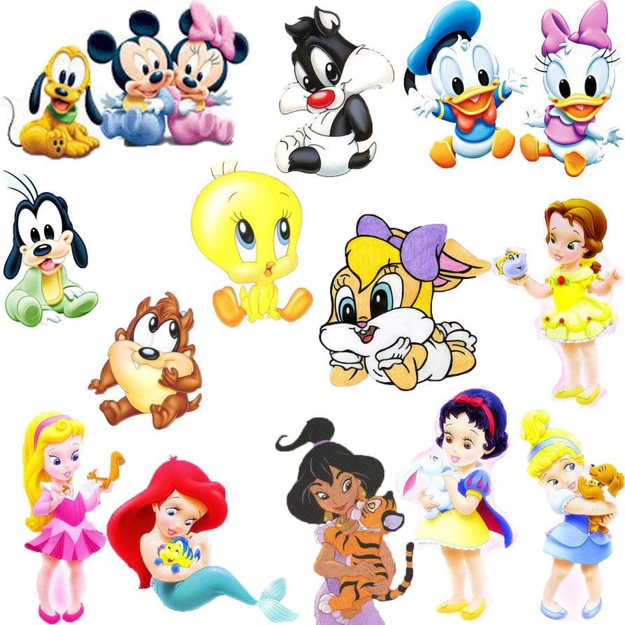 Baby Disney Cartoon Characters Wallpaper Baby Disney Characters 894x894