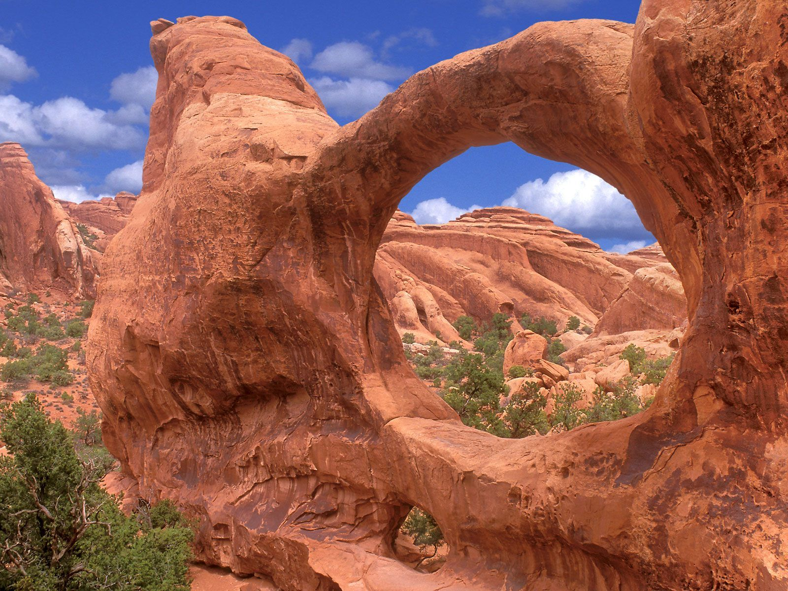 Arches National Park Utah USA Beautiful Places to Visit 1600x1200