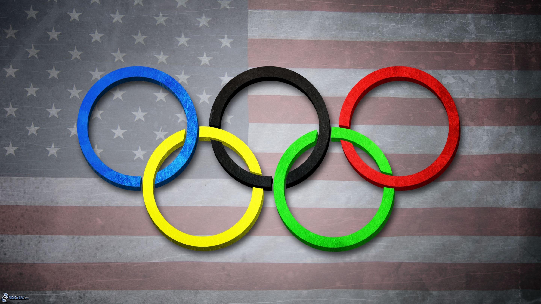 Olympic Rings 2880x1620