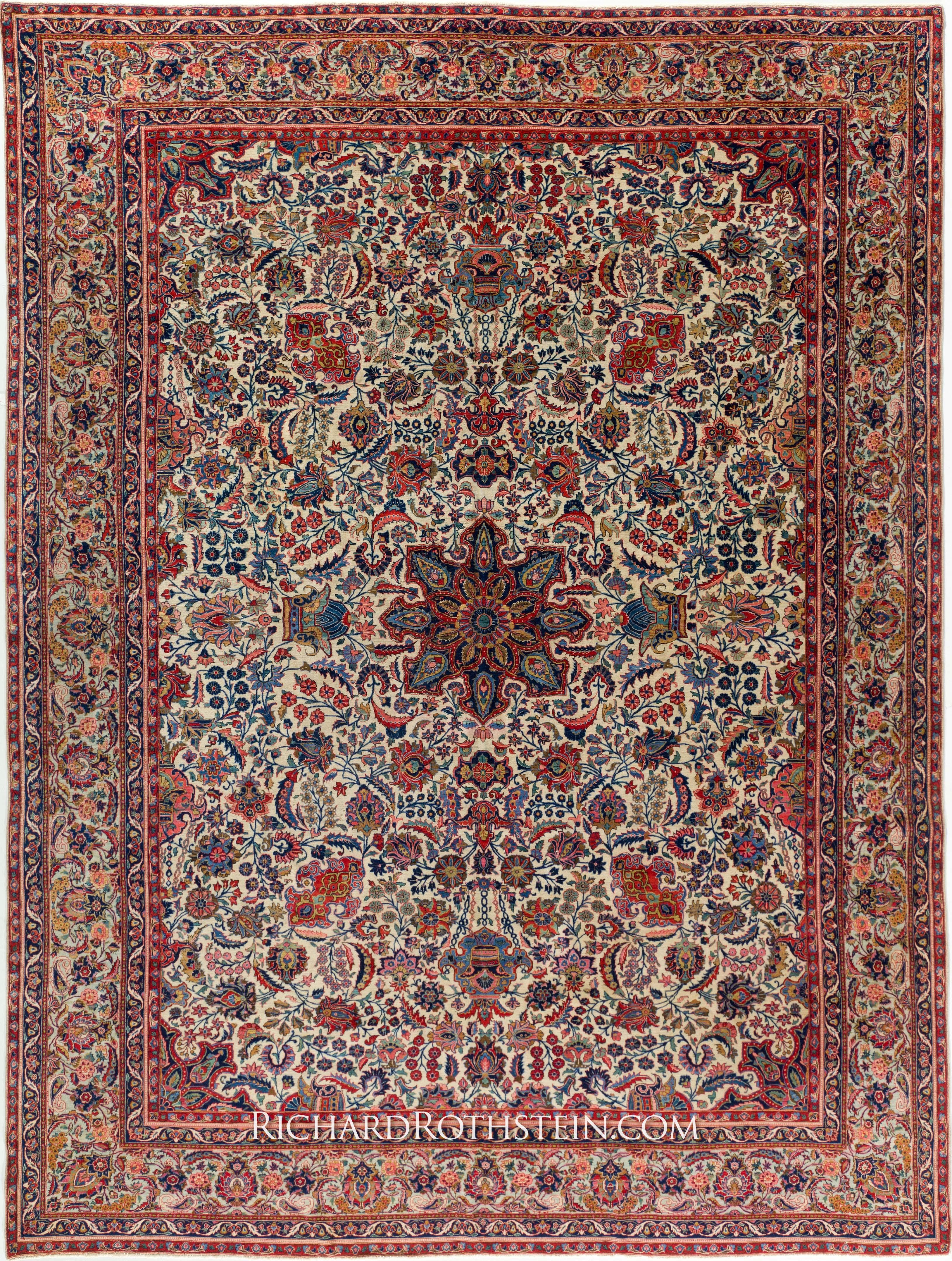 Antique Kashan Oriental Rug C81D6481 Images | Crazy Gallery