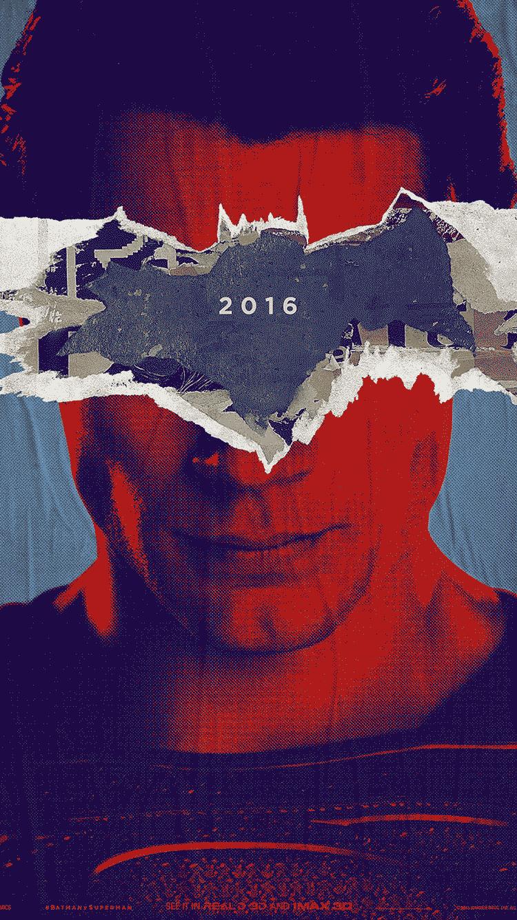 vs Superman Dawn of Justice 2016 iPhone Desktop Wallpapers HD 750x1334