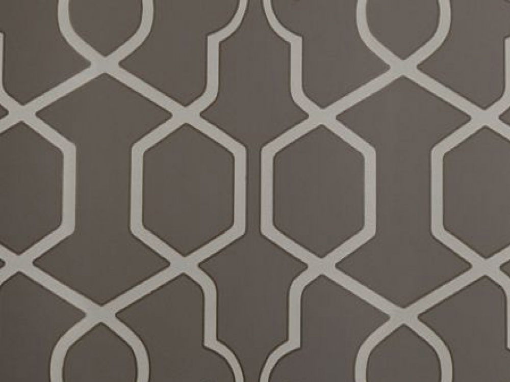 47 Grey Geometric Wallpaper On Wallpapersafari