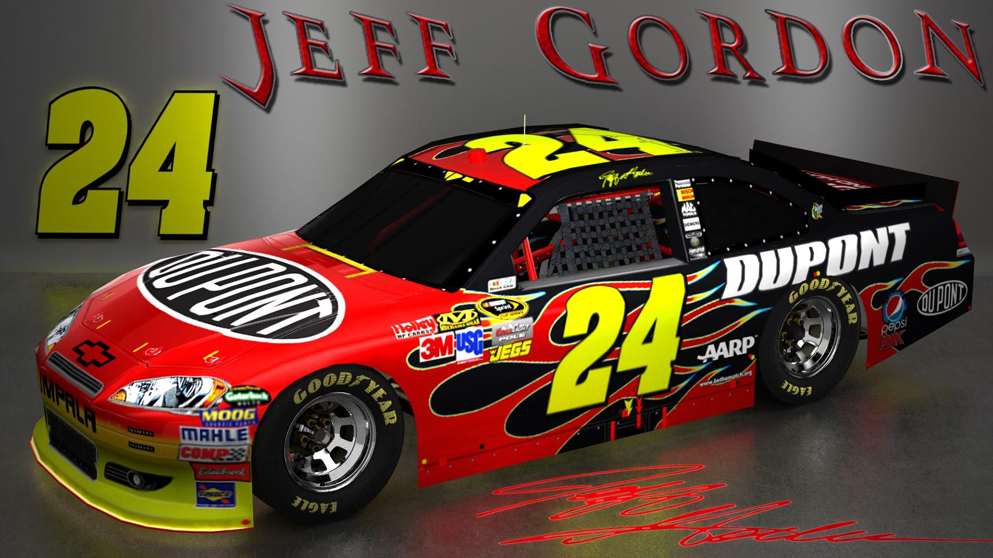 Jeff Gordon Desktop Wallpapers 2000x1125
