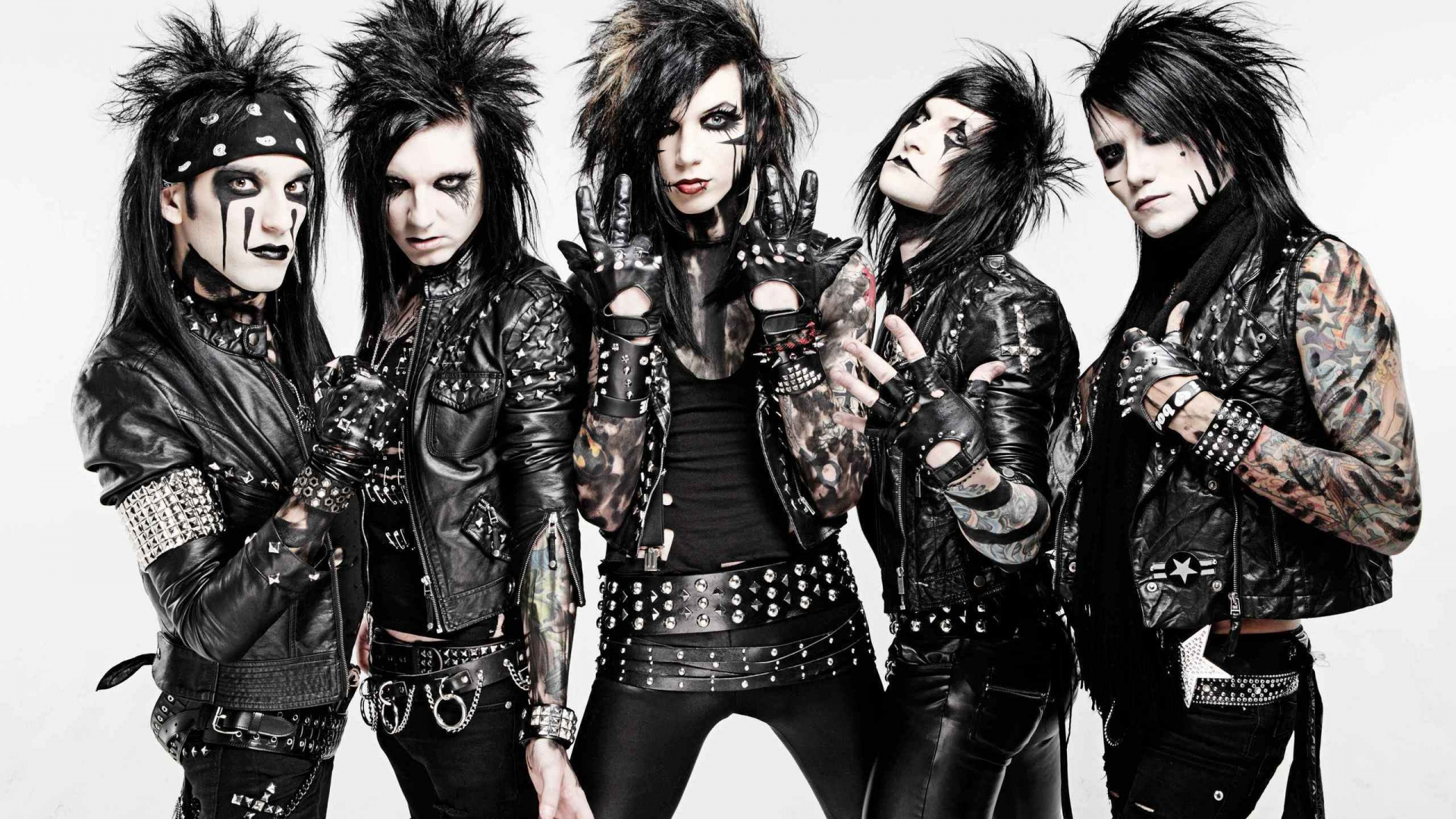 Wallpapers Of The Day Black Veil Brides 1920x1080px 1920x1080