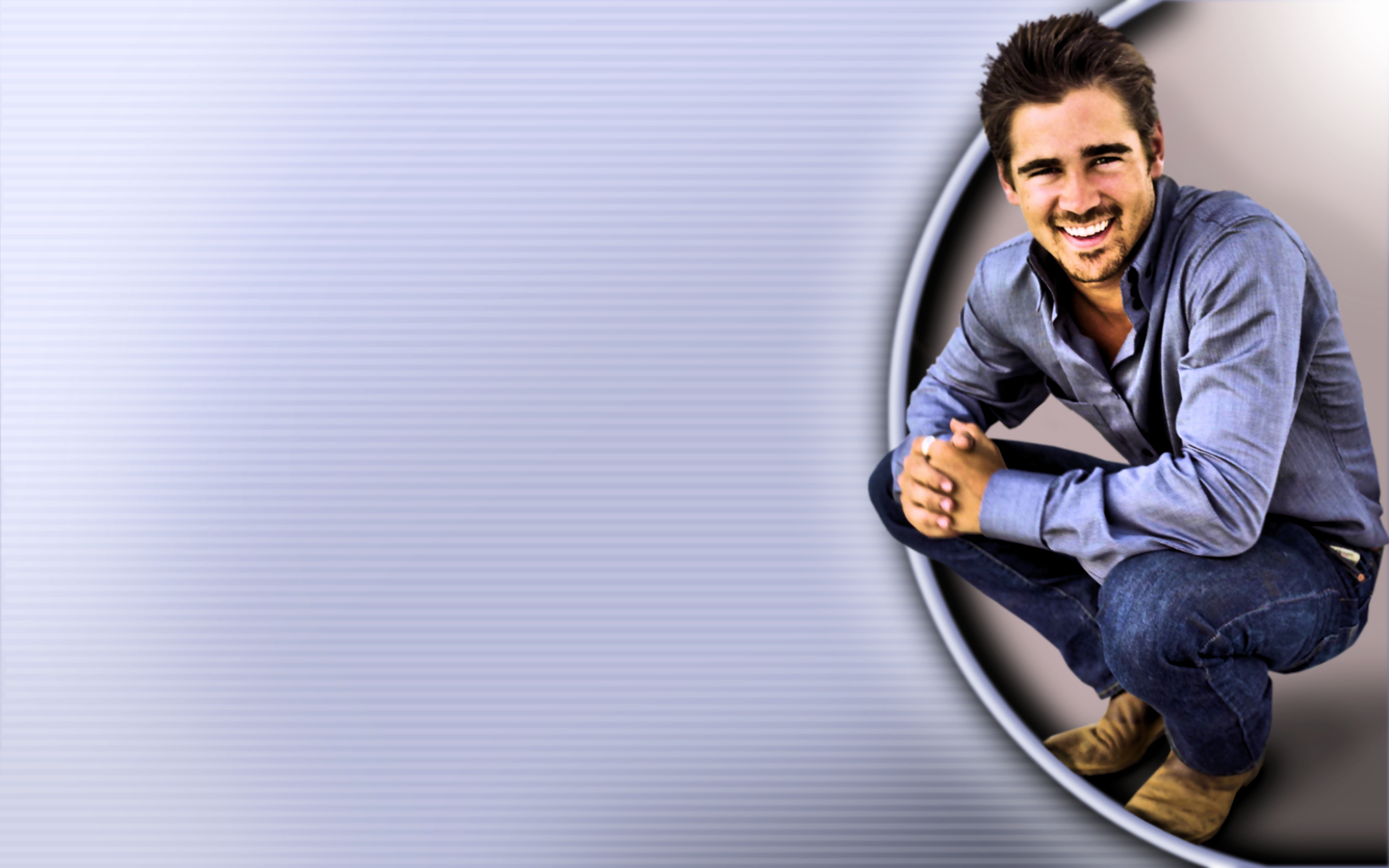 Colin farrell Wallpaper colin farrell 17jpg 1680x1050