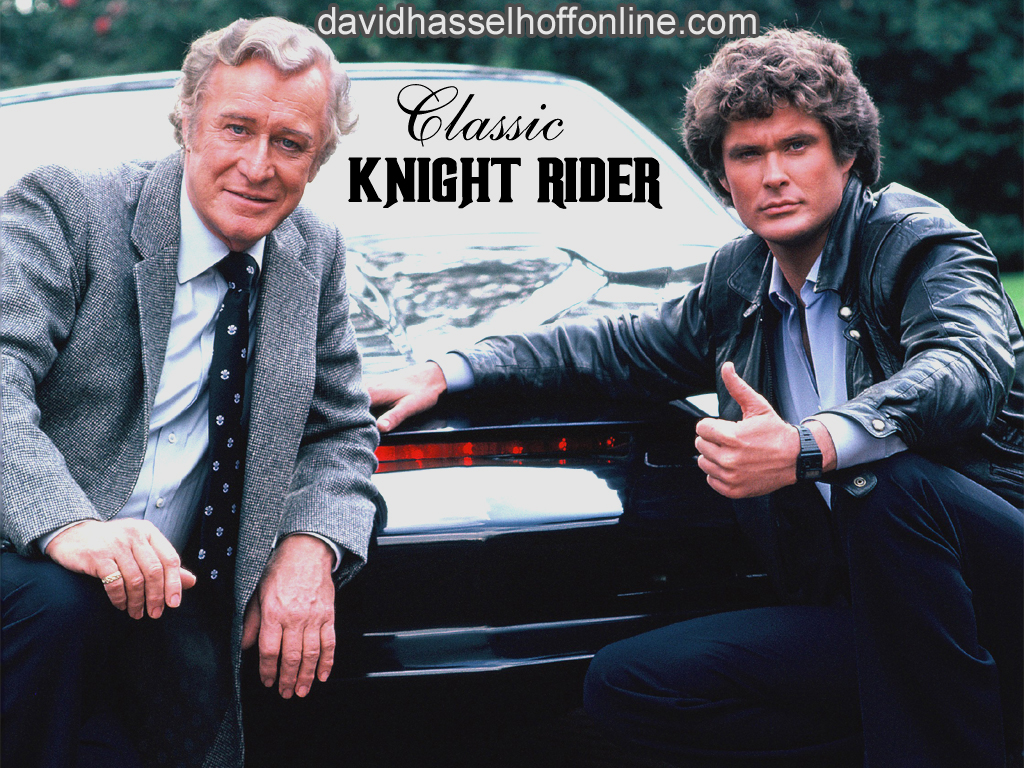 com   The Hoff Online   Knight Rider Desktop Wallpaper 1024 x 768 1024x768