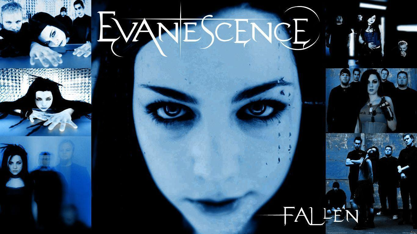 Evanescence 2016 Wallpapers 1366x768