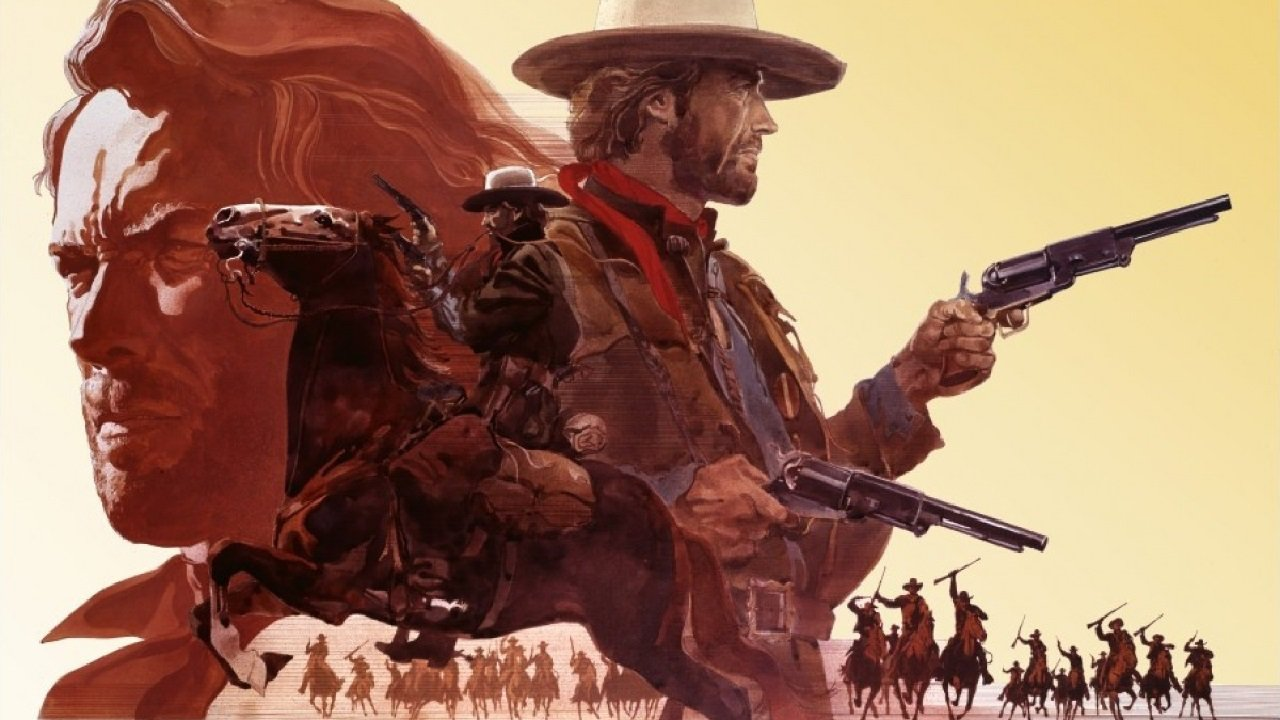 The Outlaw Josey Wales posters wallpapers trailers Prime Movies 1280x720