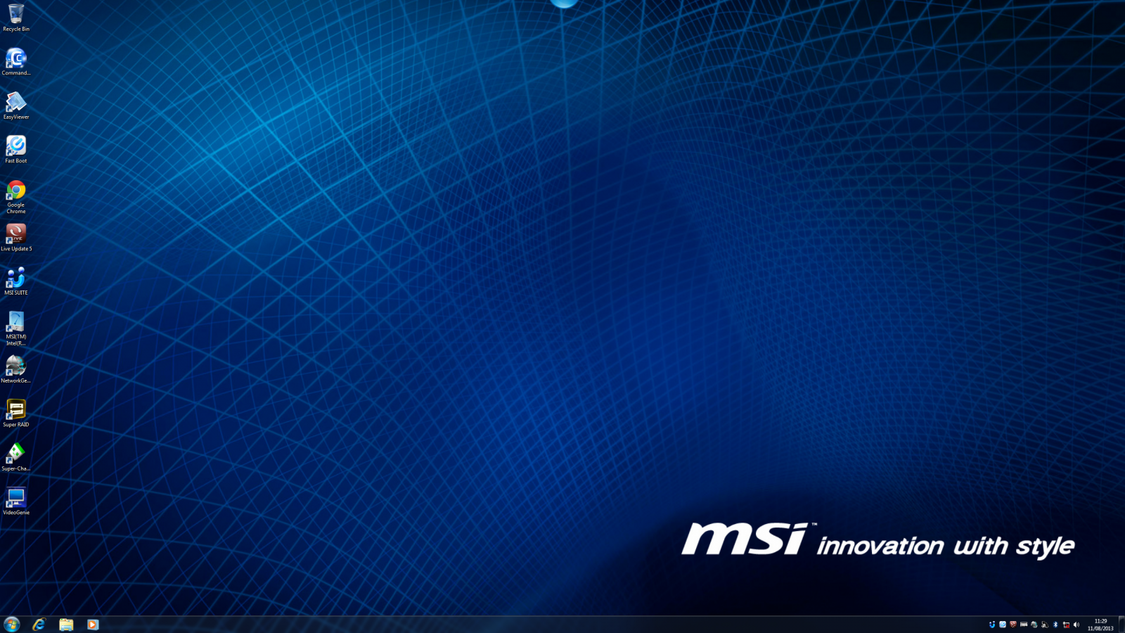 download MSI Z87I Software MSI Z87I Review Mini ITX Haswell 1600x900