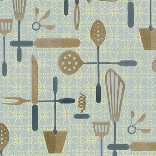 MCM Home Improvement Wall Treatments and More Fabric No Pattern 500x500