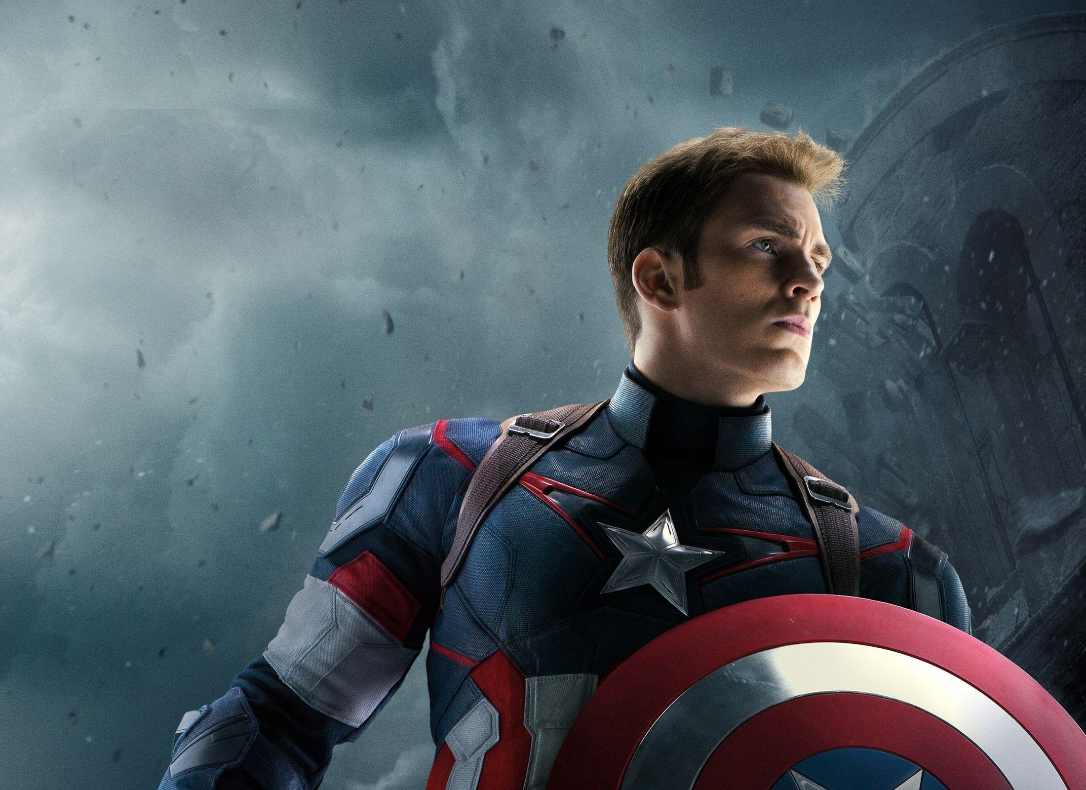 Most 40 Captain America Wallpapers HD Only For Comics Lovers 2200x1600