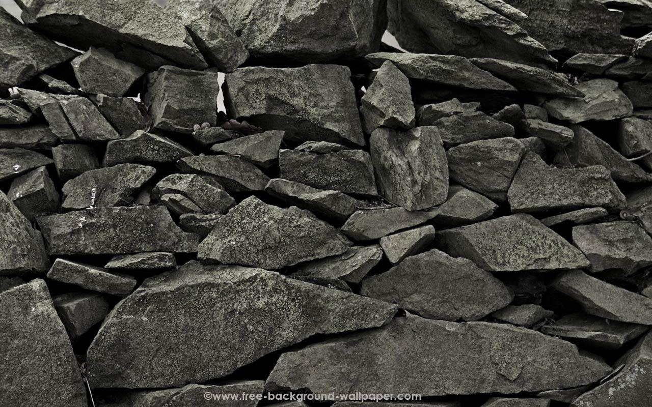 Grey Dry Stone Wall   Stone Background Wallpaper   1280x800 pixels 1280x800