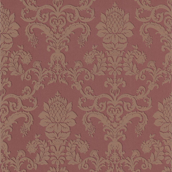 298 30360 Burgundy Damask   Louis Philippe   Beacon House Wallpaper 600x600