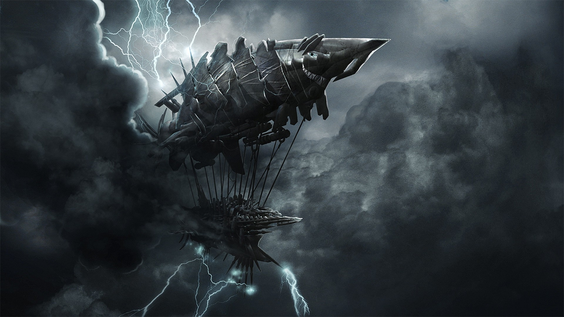 Dark Storm Computer Wallpapers Desktop Backgrounds 1920x1080 ID 1920x1080