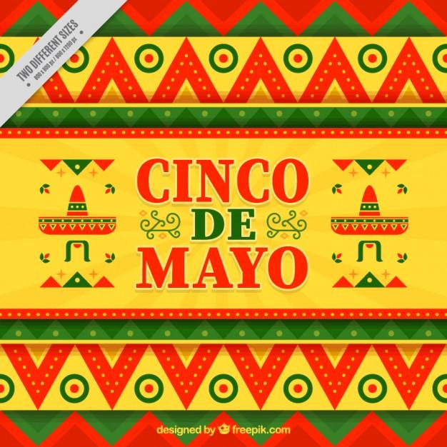 Cinco de mayo background Vector Premium Download 626x626