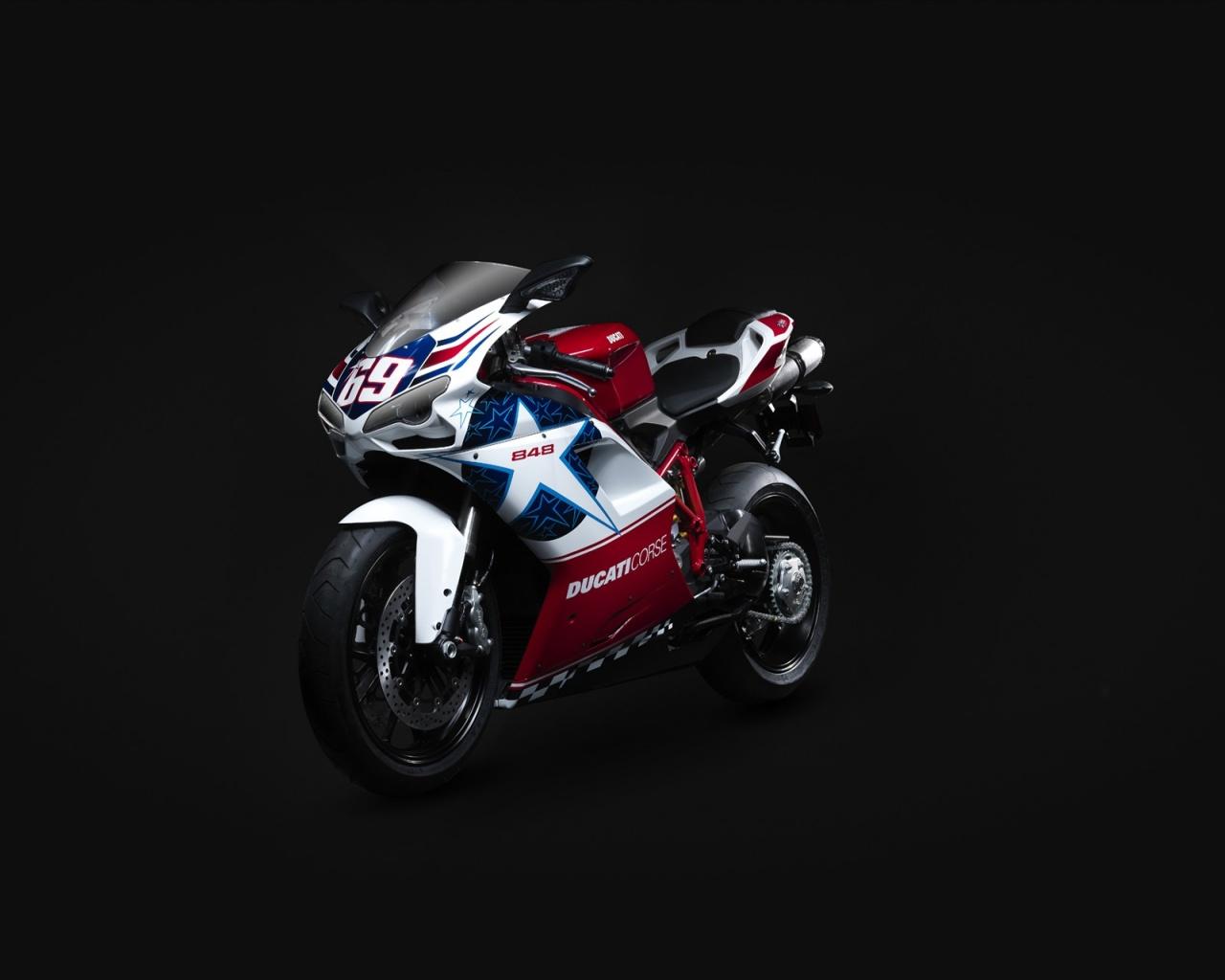 Ducati 848 Bike Wallpapers HD Wallpapers 1280x1024